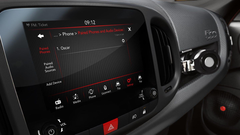 Fiat Uconnect Update – fahrzeug